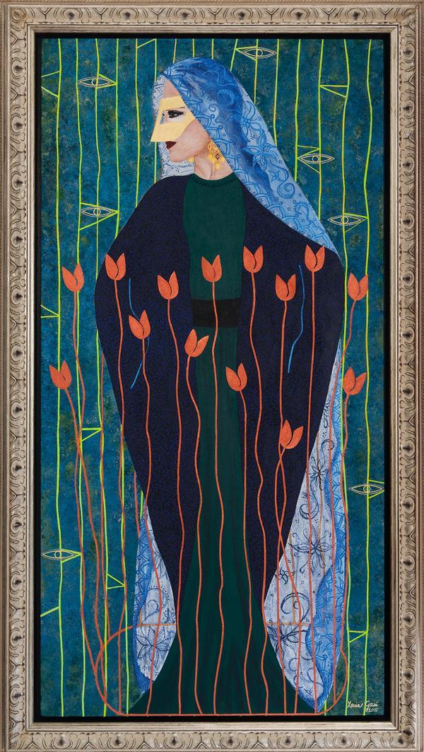 Bedouin Woman in Love